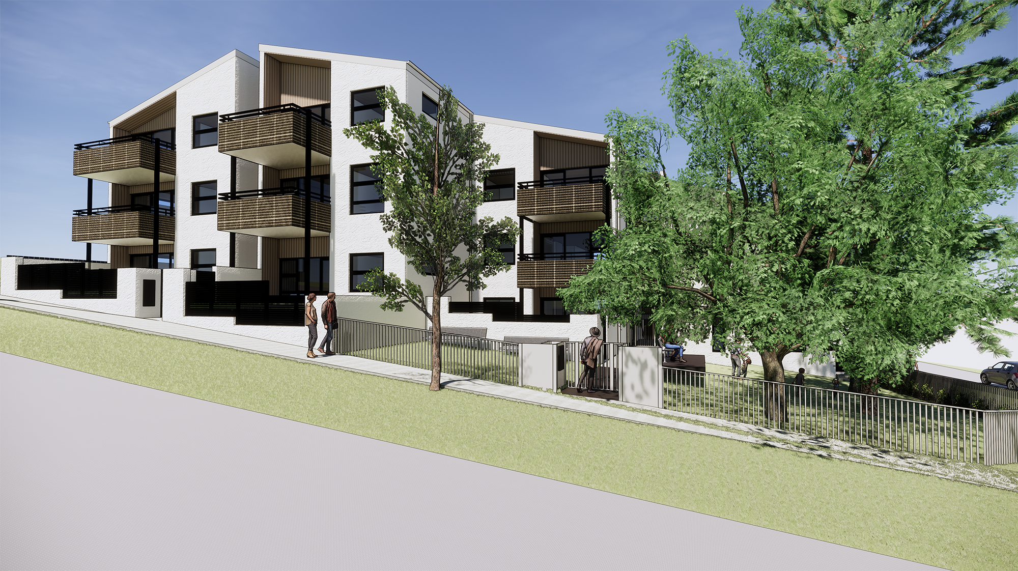 Sudeley Street Render 1