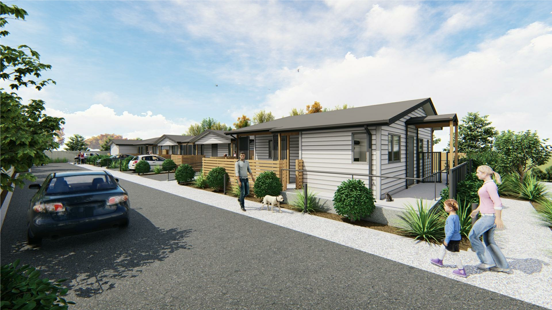 Williams st render