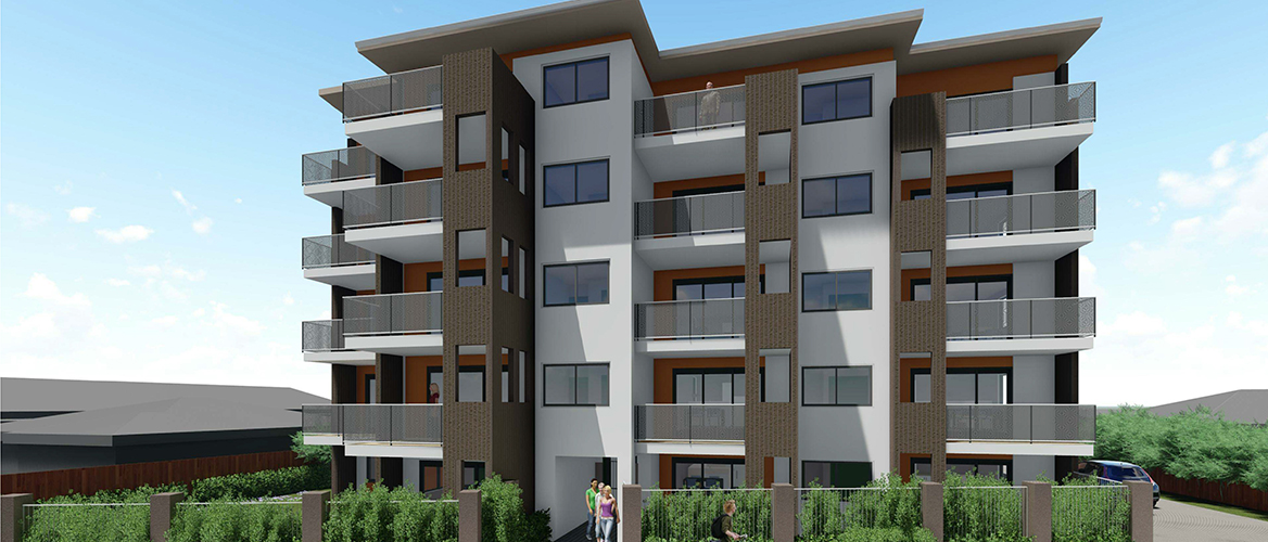 Hillcrest Road architects render 1