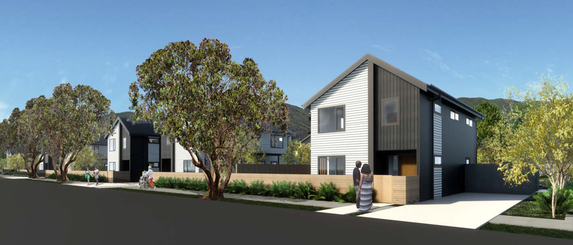 Cambridge Tce architects render