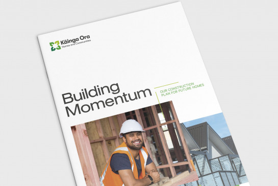 Building Momentum cover